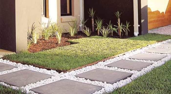 senderos de losa para el jardin Senderos de losa para el jardin