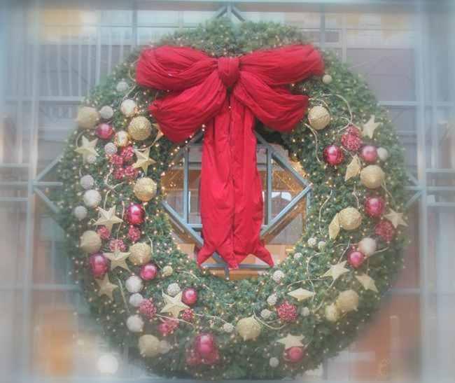tips decoracion navidad coronas navidad adviento personales tradicionales 10 Tips Decoración de Navidad  Coronas de Navidad Clásicas y Personalizadas