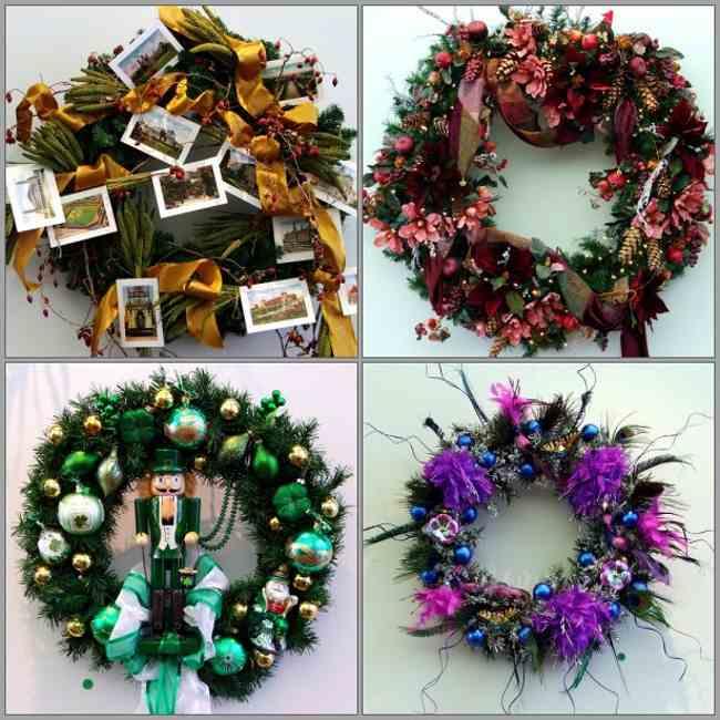 tips decoracion navidad coronas navidad adviento personales tradicionales 9 Tips Decoración de Navidad  Coronas de Navidad Clásicas y Personalizadas