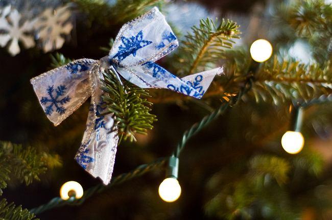 tips decoracion navidad lazos decorar arbol navidad 5 Tips Decoración de Navidad Lazos para Decorar el Árbol de Navidad