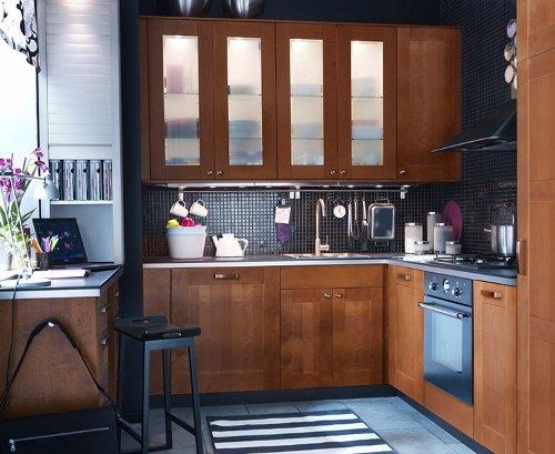 tips utiles cocinas pequenas colgadores 5 Tips Útiles para Cocinas Pequeñas: Colgadores