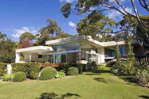 walk house Casas de diseño: Casa Walker